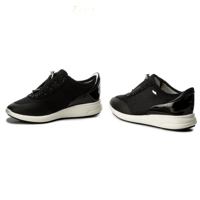 Sneakers GEOX - D Ophira E D621CE 01402