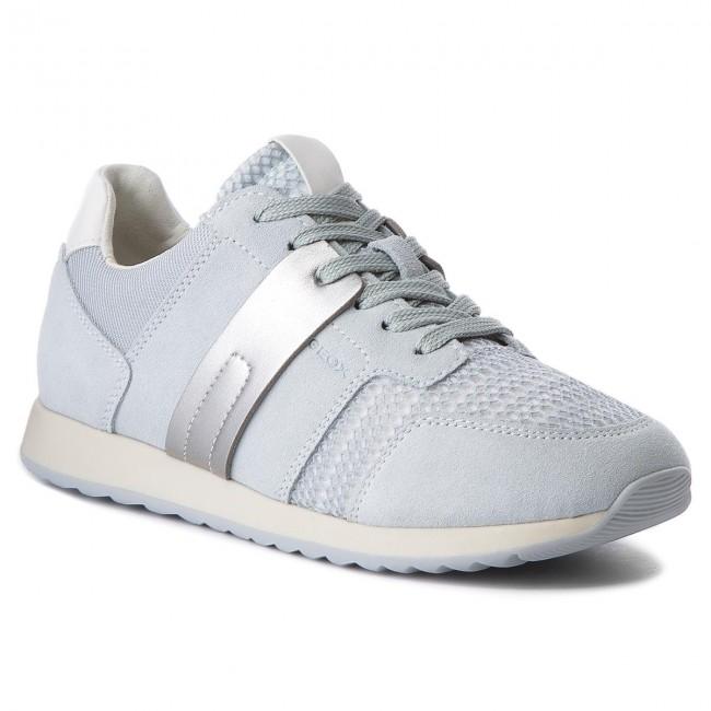 Sneakers GEOX - D Deynna D D746FD 02214 C4004 Azure