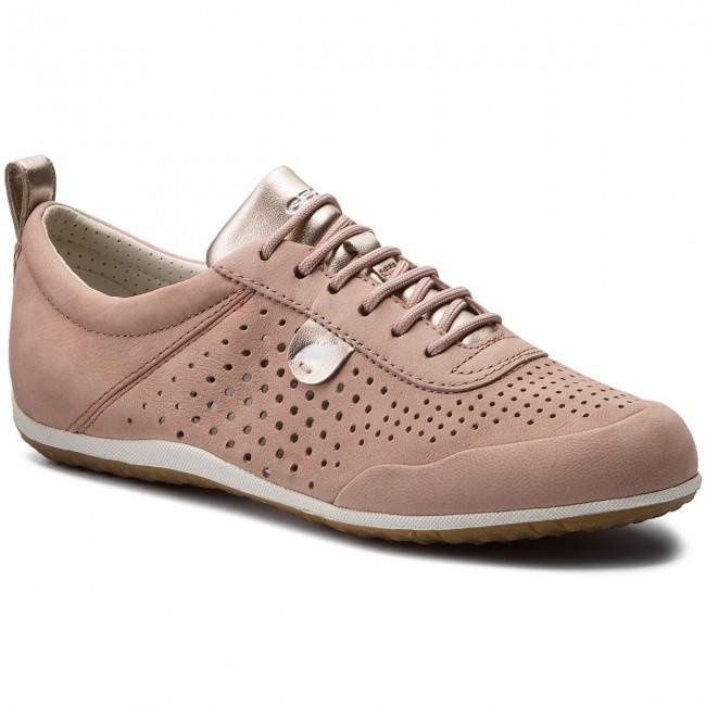 Shoes GEOX D Vega B D8209B 000LT C8056 Antique Rose