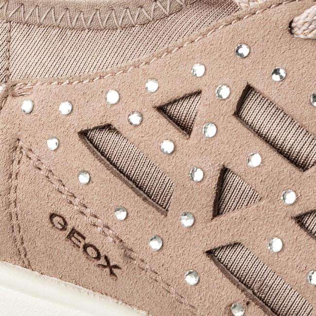 Capitán Brie Víspera mostaza  Sneakers GEOX - D Ophira B D821CB 015QD C8056 Antique Rose ...