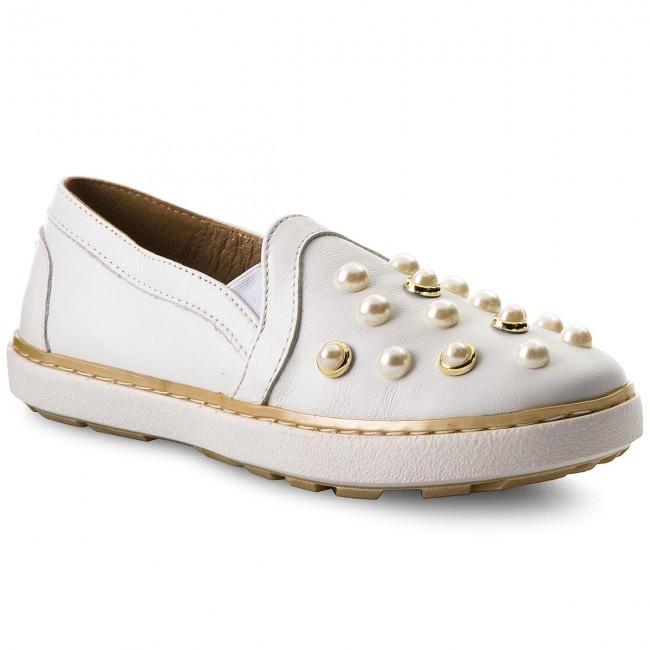Shoes STUART WEITZMAN - B182508 S A-White (Sauvage)