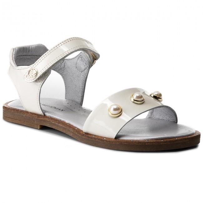 Sandals STUART WEITZMAN - B182600 S A-White (Charol)