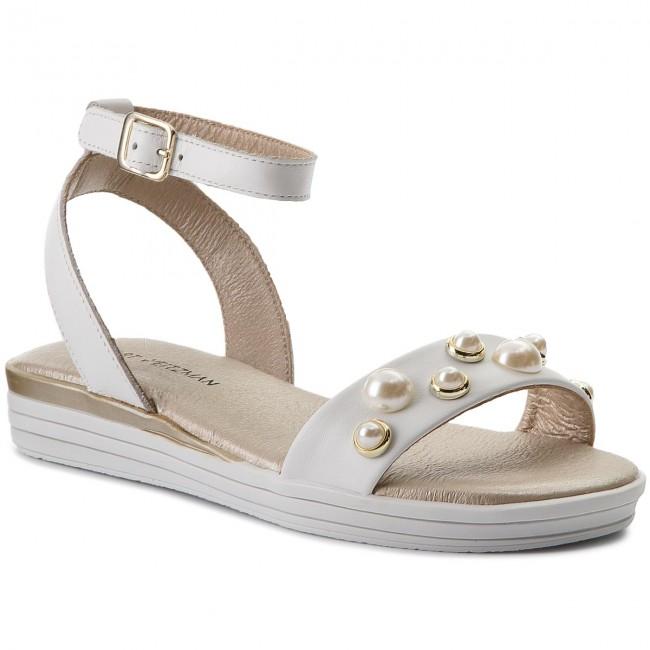 Sandals STUART WEITZMAN - B182611 A-White (Sauvage)
