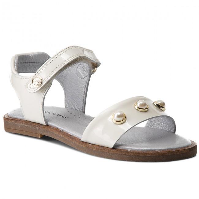Sandals STUART WEITZMAN - B182600 M A-White (Charol)