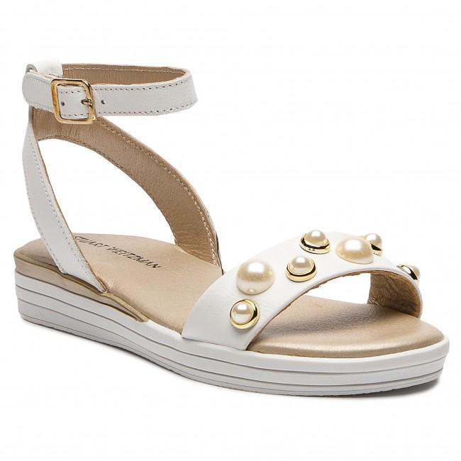 Sandals STUART WEITZMAN - B182611 M A-White (Sauvage)