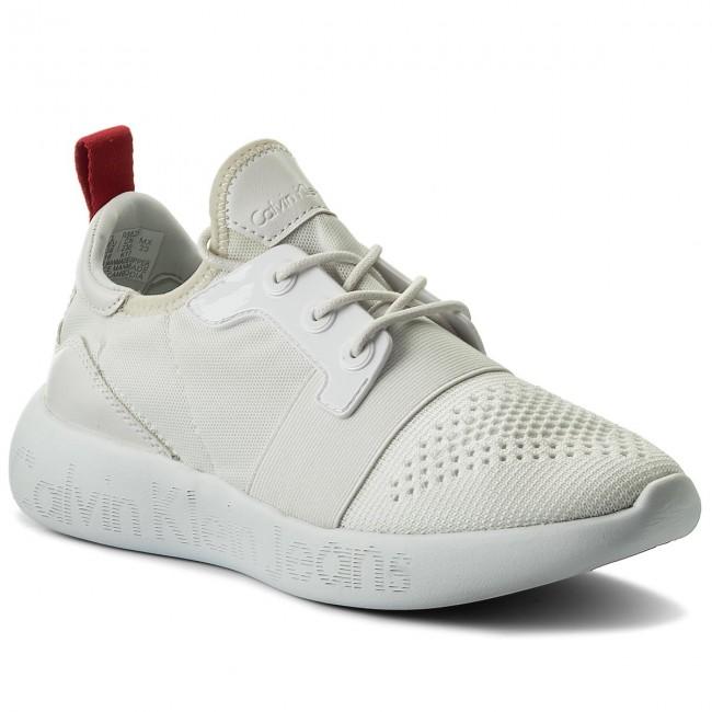 Sneakers CALVIN KLEIN JEANS Meryl Knit R8825 White