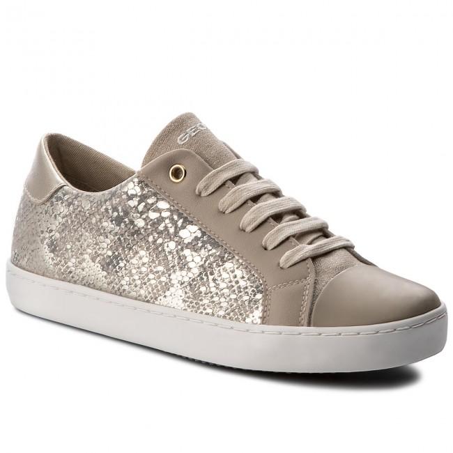 Sneakers GEOX J. Gisli G. B J824NB 0FNBC C5000 D Beige