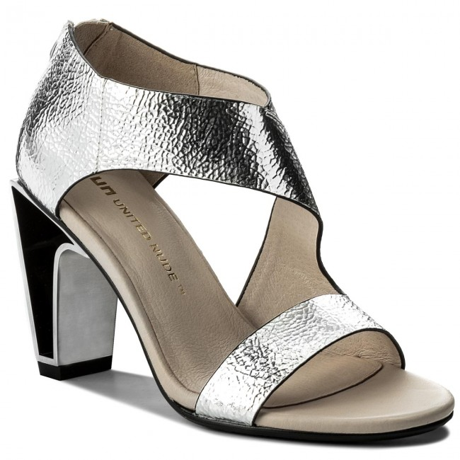 Sandals UNITED NUDE Icon Flow 10288141113 Silver