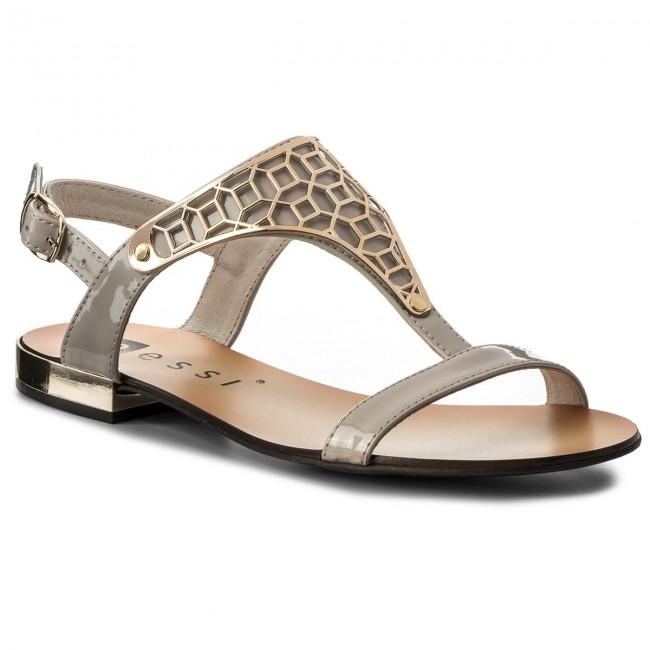 Sandals NESSI - 17185 Beż 72