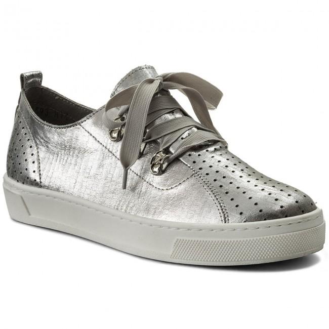 Shoes NESSI - 18312 Srebro 26