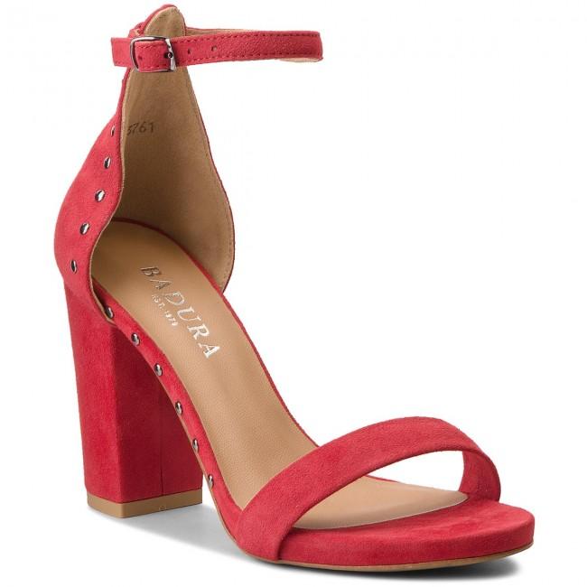 Sandals BADURA - 4641-69 Czerwony 916