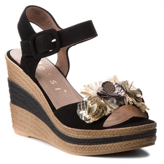 Sandals NESSI - 18346  Czarny 19