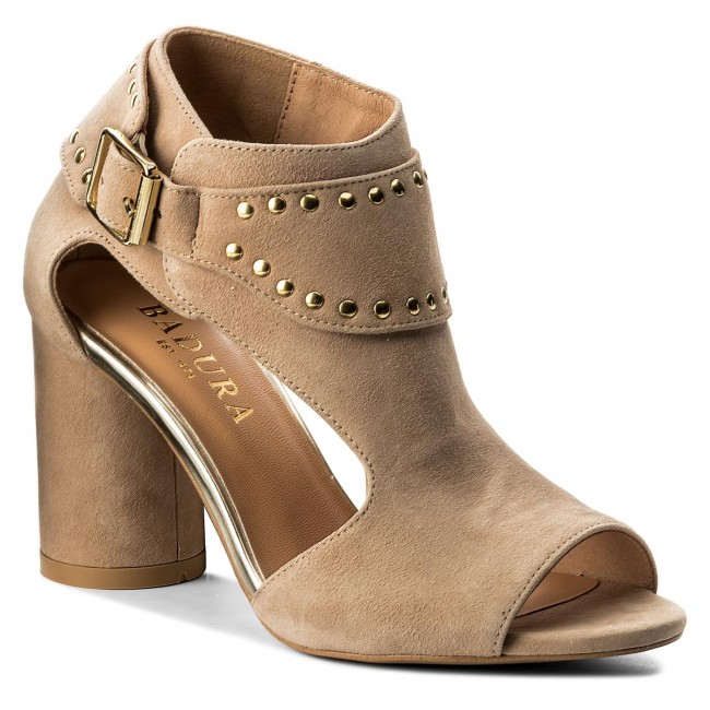 Sandals BADURA - 7796-69 Beż 167