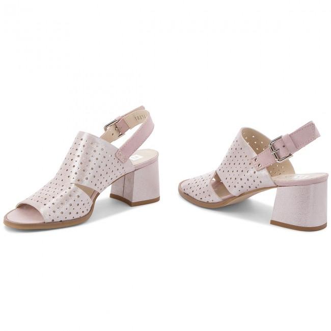 Sandals NESSI 18356 Róż Ar