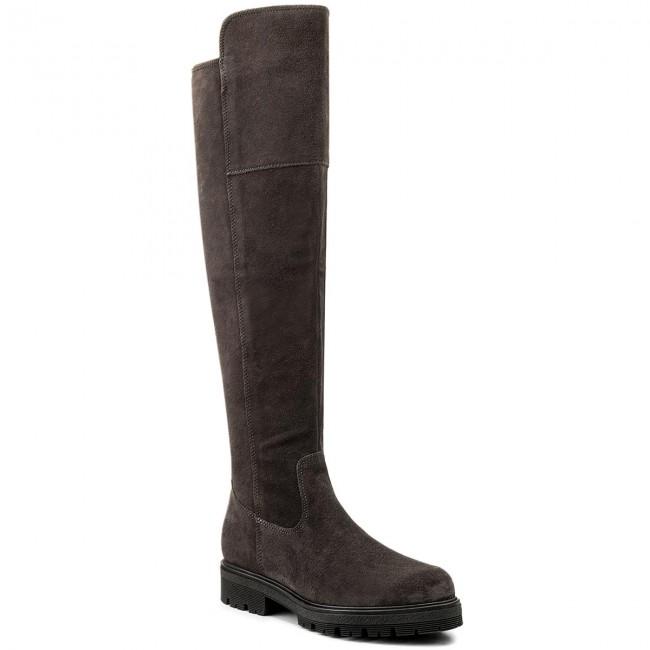 Over-Knee Boots TAMARIS - 1-26527-29 Anthracite 214