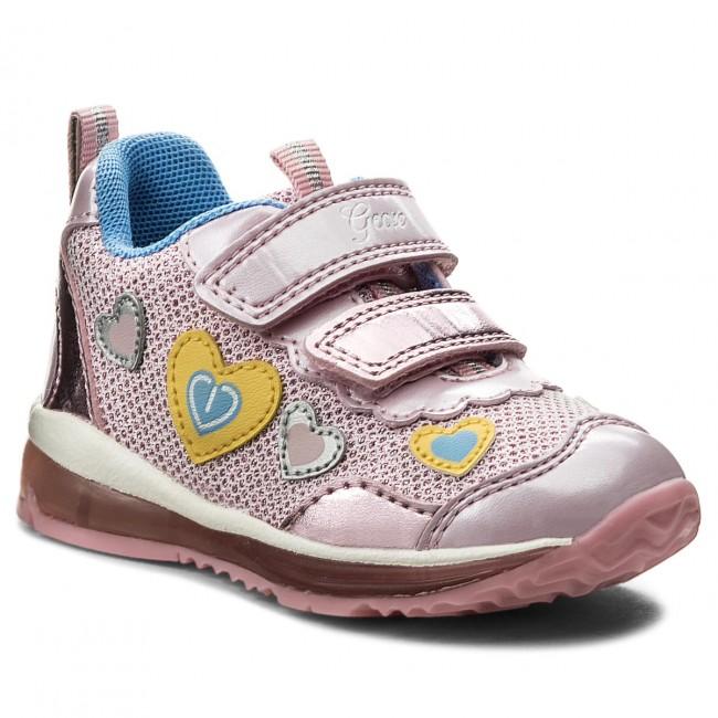 Sneakers GEOX - B Todo G. A B8285A 0NFEW C8010 M Lt Pink
