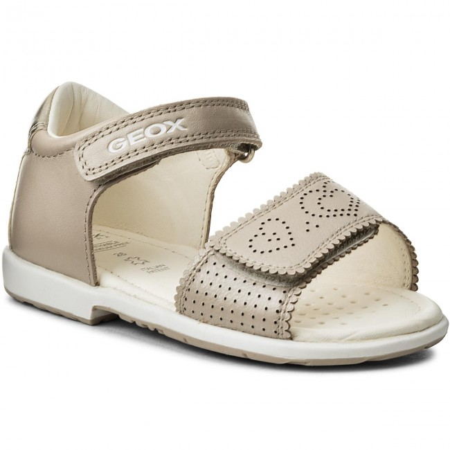 Sandals GEOX B Verred A B8221A 044AJ C0871 S BeigeGold
