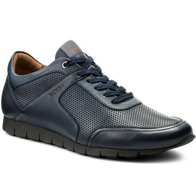 Shoes BADURA - 3370-M Granat 1104