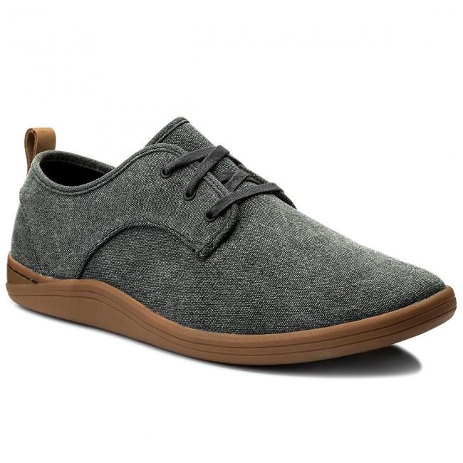 8d2969e7 Shoes CLARKS - Mapped Mix 261322787 Black Fabric