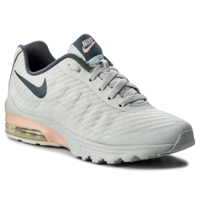 timeless design lace up in incredible prices Shoes NIKE - Wmns Nike Air Max Invigor Se 882259 003 Pure Platinum/Armory  Blue