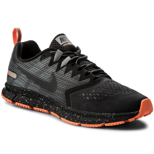 taille 40 7630e 2ccad Shoes NIKE - Zoom Span 2 Shield 921703 001 Black/Anthracite/Cool Grey