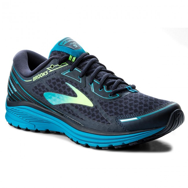Shoes BROOKS - Aduro 5 110255 1D 499 Peacoat Navy/Green Gecko/Methyl Blue