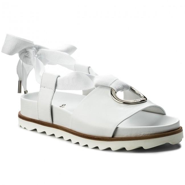 sale retailer dd597 9949d Sandals ICEBERG - Man Ic 18EID1208A Nappa Bianca