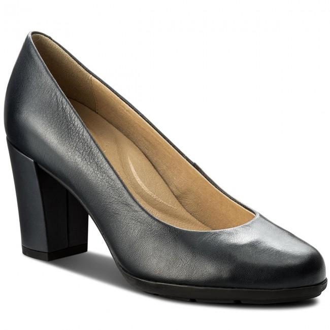 Shoes GEOX D Annya C D745FC 00085 C4002 Navy