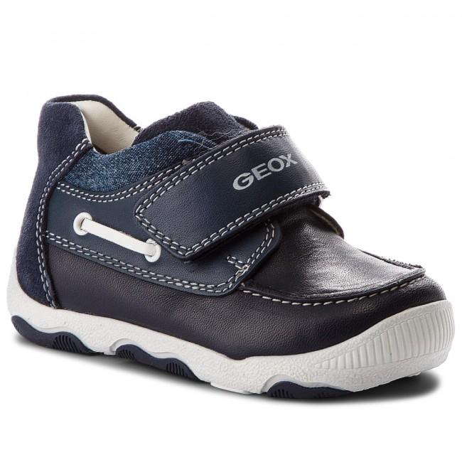 Shoes GEOX - B New Balu' B. A B820PA 08522 C4002 M Navy