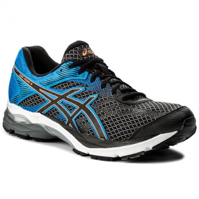 pañuelo de papel defensa tolerancia  Shoes ASICS - Gel-Flux 4 T714N Carbon/Black/Directoire Blue 9790 ...
