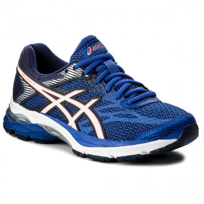 Shoes ASICS - Gel-Flux 4 T764N Blue
