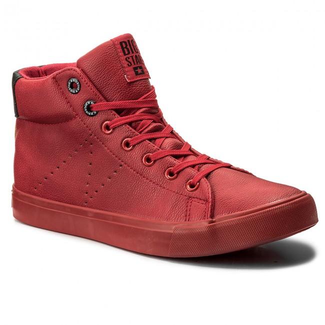 Sneakers BIG STAR - AA174004 Red