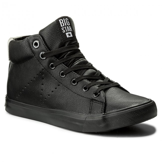 Sneakers BIG STAR - AA174006  Black