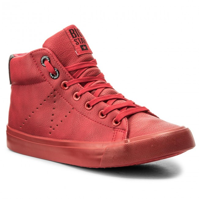 Sneakers BIG STAR - AA274004 Red