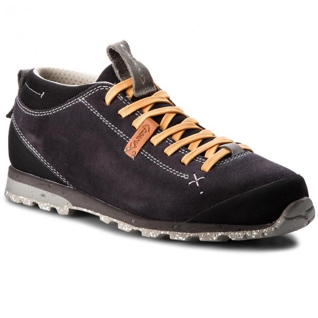 Trekker Boots AKU - Bellamont Suede 506 Dark Grey/Apricot 292
