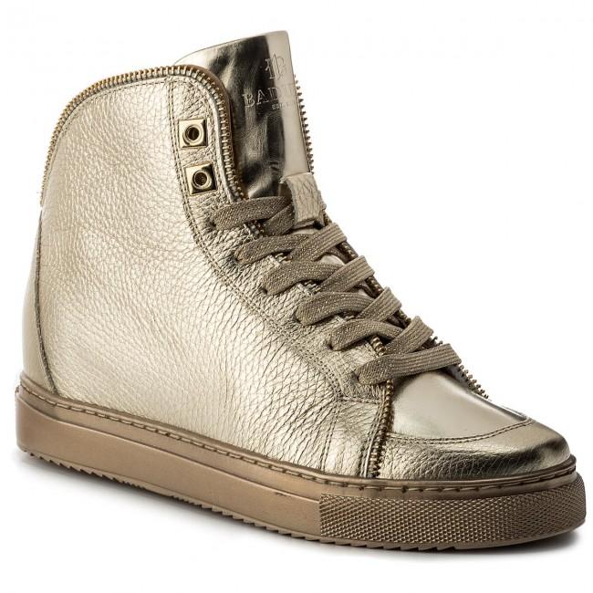Sneakers BADURA - 6337-69-M Złoty 738