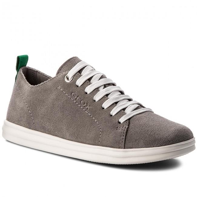 Shoes GEOX - J Anthor B. D J823HD 00022 C1006 D Grey