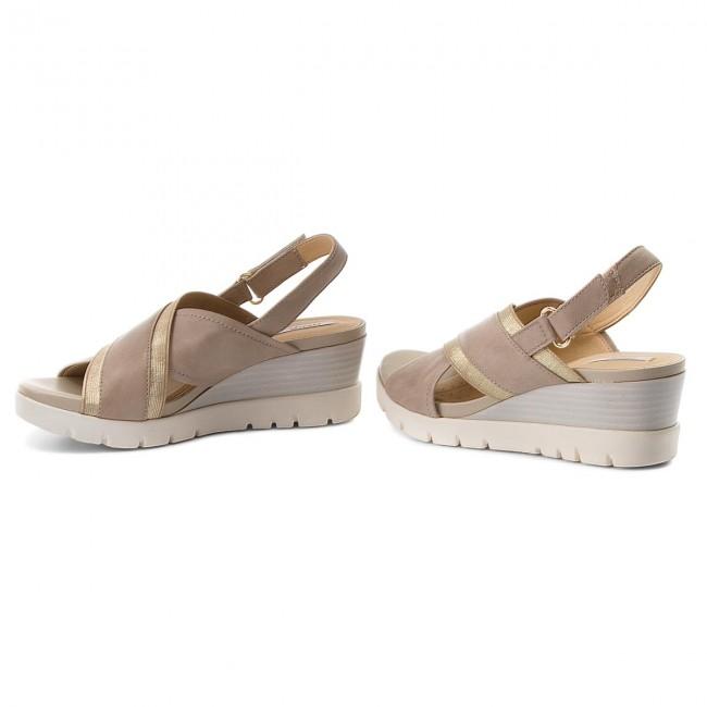 Sandals GEOX D Marykarmen P. D D828AD 000LS C5000 Beige