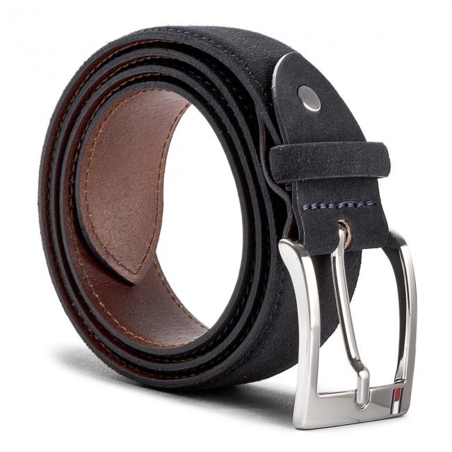 Men's Belt TOMMY HILFIGER - Boston Belt 3.5 Adj AM0AM03301 85 413