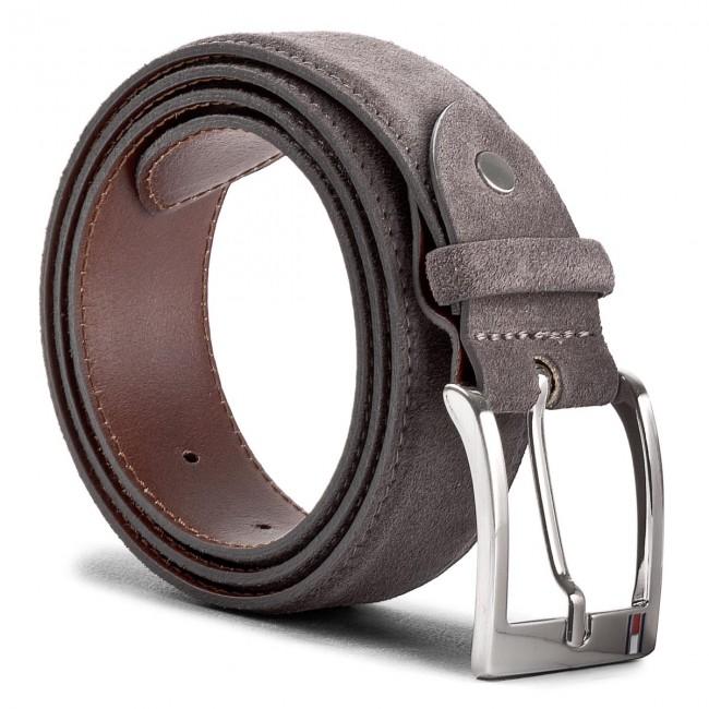 Men's Belt TOMMY HILFIGER - Boston Belt 3.5 Adj AM0AM03301 85 901