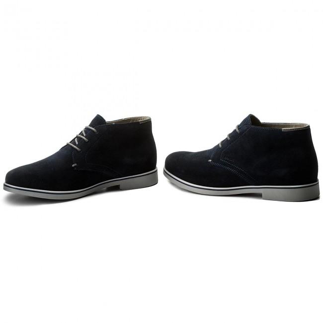 Encogimiento Sabio Ganar  Boots GEOX - U Danio B U620TB 00022 C4002 Navy - Boots - High boots and  others - Men's shoes | efootwear.eu