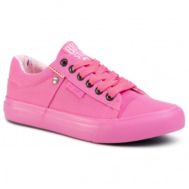 Plimsolls BIG STAR - AA274509 Pink