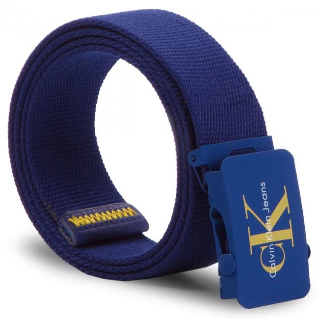 Men's Belt CALVIN KLEIN JEANS - J Re-Issue Canvas K50K503673 100 436