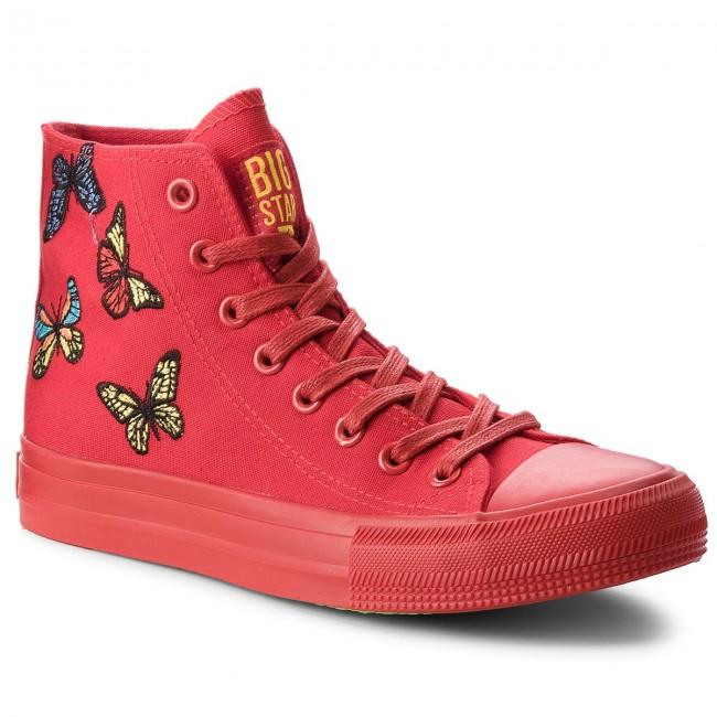 Sneakers BIG STAR - AA274900  Red