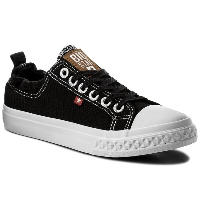 Sneakers BIG STAR - AA274A037 Black