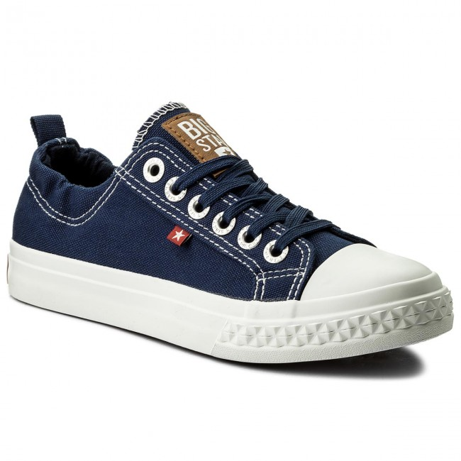 Sneakers BIG STAR - AA274A039  Navy