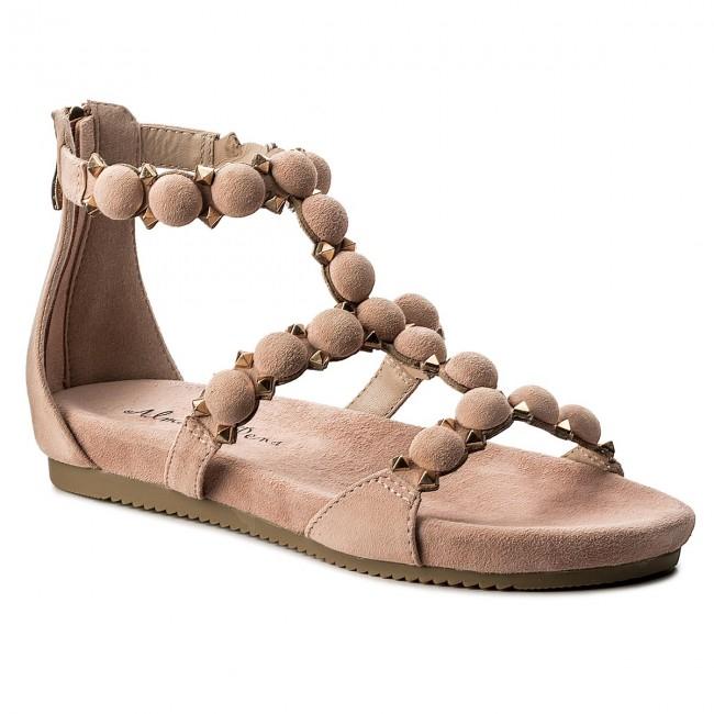 Sandals ALMA EN PENA - V18465  Suede Pink