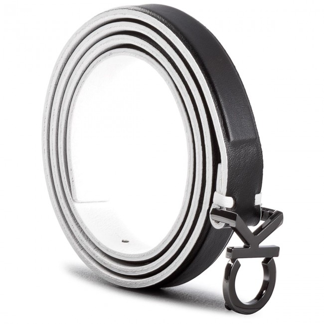 Women's Belt CALVIN KLEIN - Seasonal Bombe Belt K60K604154 85 001