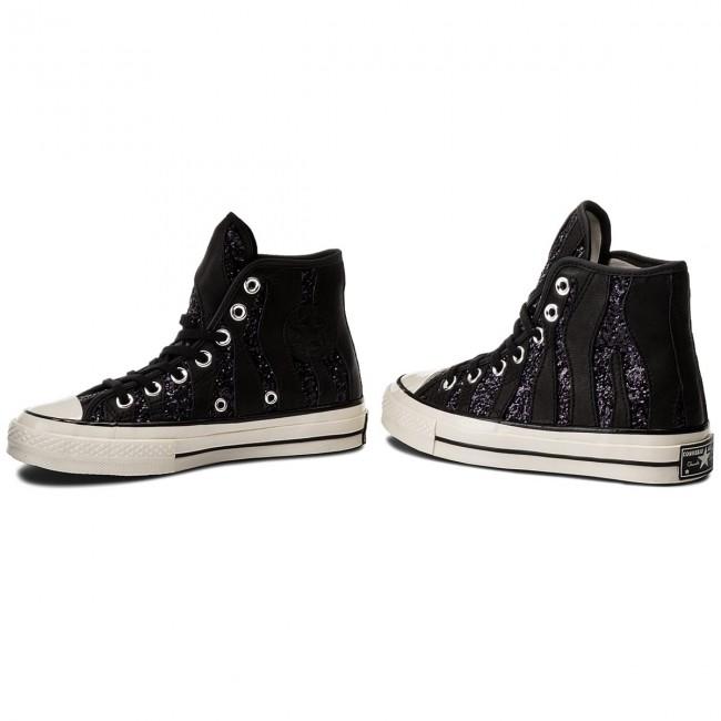 Sneakers CONVERSE Ctas 70 Hi 559843C BlackBlackEgret