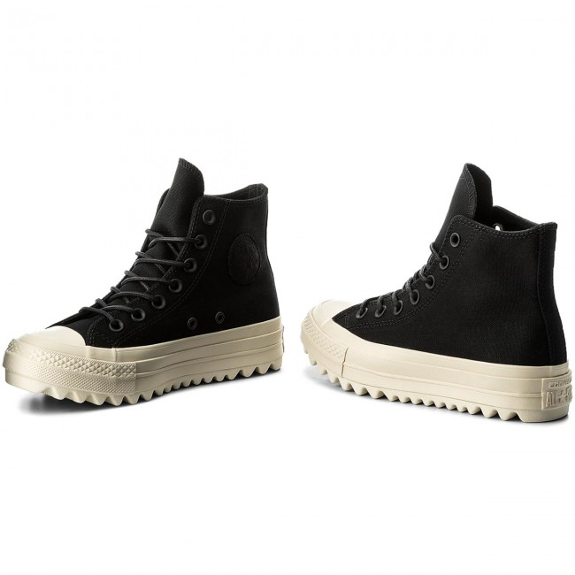 Converse Ctas Lift Hi shoes black